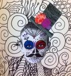 Art Journal: Dia de LosMuertos